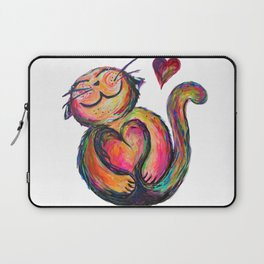 Love Chub Chubbycat Laptop Sleeve