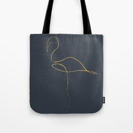 flamingo laine art Tote Bag