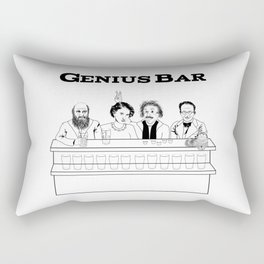Genius Bar Rectangular Pillow