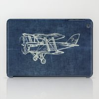 plane iPad Cases featuring Plane by Mr and Mrs Quirynen