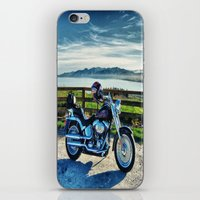 middle earth iPhone & iPod Skins featuring Harley Davidson, Middle Earth Edition. by Bodhikai Imagery | Pacific Northwest Tra