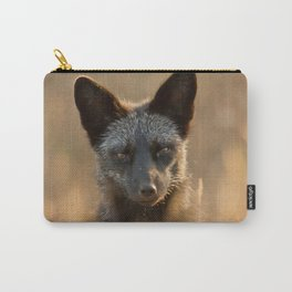 Grandma's Cove Fox Carry-All Pouch