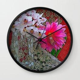 Somethings Old Somethings New Wall Clock