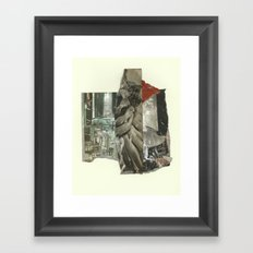 MINCE Framed Art Print
