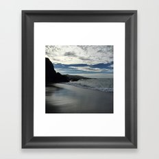 Duncans Cove Beach Framed Art Print