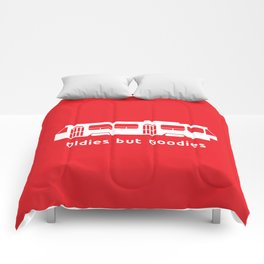 Oldies but Goodies - Streetcar, Toronto, ON, Canada Comforters