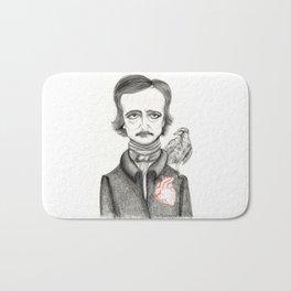 Allan Poe Bath Mat