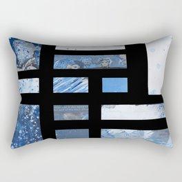 Godchild Kennedy  Rectangular Pillow