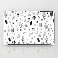 tattoos iPad Cases featuring Flash Tattoos by Hamburger Hands