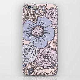 Rose Quartz Dreams iPhone Skin