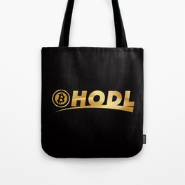 Bitcoin Hodl (Hold) Tote Bag