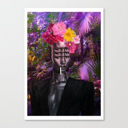 Jungle Pt.2 Canvas Print