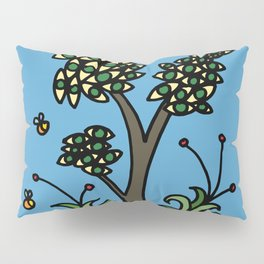 Eye Tree Pillow Sham