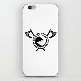 Norse Axe - Fenrir iPhone Skin