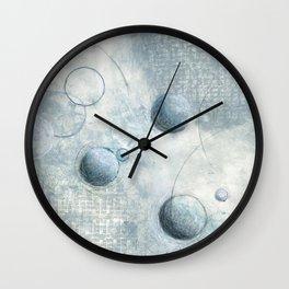 Floating II Wall Clock