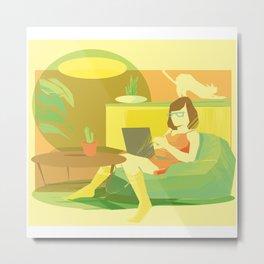 Velma Metal Print