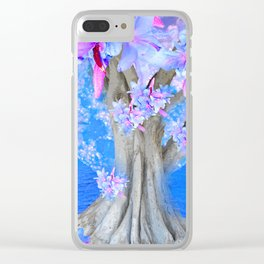 TREE OF HOPE Clear iPhone Case