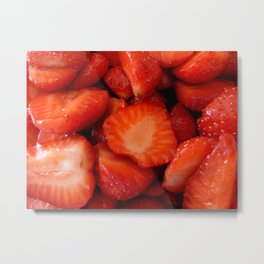 Ready to eat Metal Print