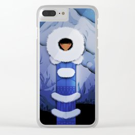 Ladies of Culture Series: Inuit Clear iPhone Case