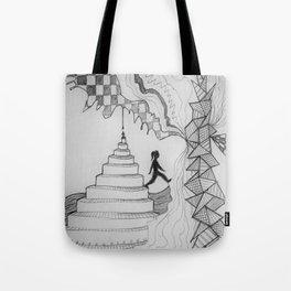 Headspace Tote Bag