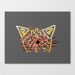 Kit Cat Canvas Print