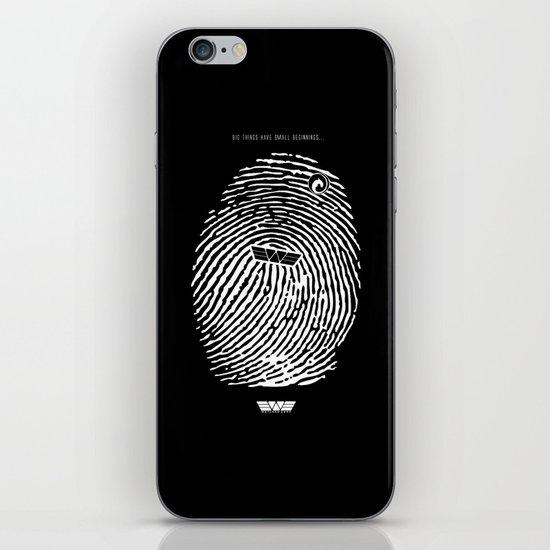 Prometheus. iPhone Skin