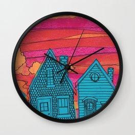 Home Art Journey 1.5 Wall Clock