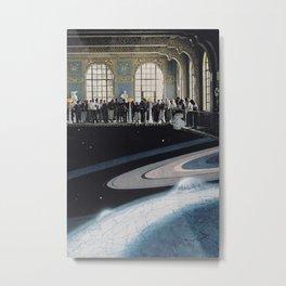 Space tourism Metal Print