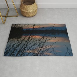 Concept Water reflection Rug