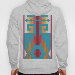 American Native Pattern No. 151 Hoody