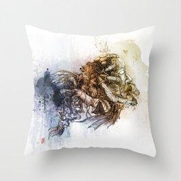 REFRESHER Throw Pillow