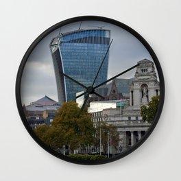 20 Fenchurch Street Walkie Talkie Building London UK Wall Clock