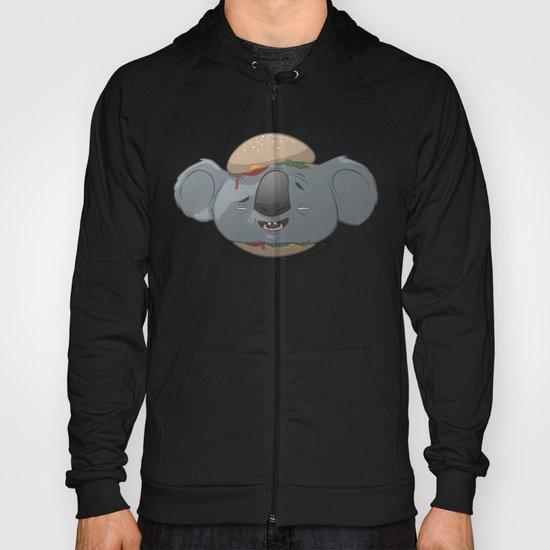 Koala Burger Hoody