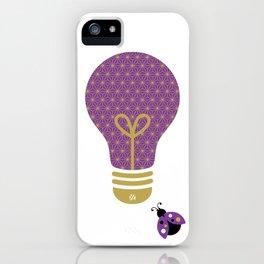 Alchemist: Bright Idea Art Series  iPhone Case