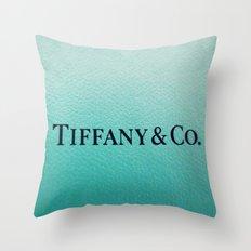 Tiffany Throw Pillow