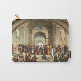 School Of Athens Painting Carry-All Pouch