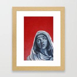 The Mia Madonna Framed Art Print