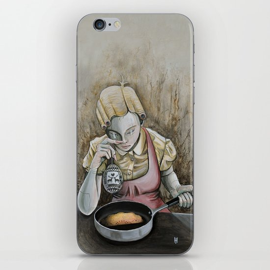 I keep making the same omelette iPhone & iPod Skin