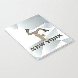 Gymnastics New York Notebook