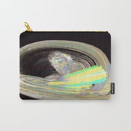 Outer Space - Abstract Art - © Doc Braham; All Rights Reserved Carry-All Pouch