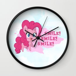 Pinkie Pie cutie Wall Clock