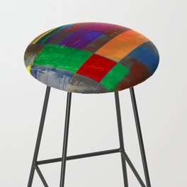 MidMod Rainbow Pride 2.0 Bar Stool