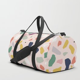 Big Terrazzo Duffle Bag