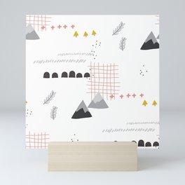 mountains Mini Art Print