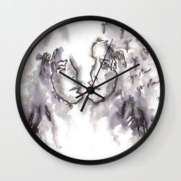 HAIM GO SLOW Wall Clock