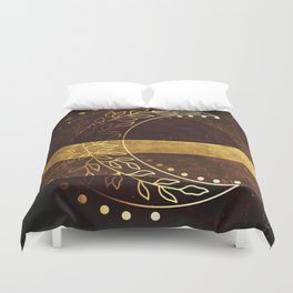 Earth Moon Mama V3 Duvet Cover