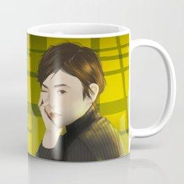 Sunlit Sadness Coffee Mug