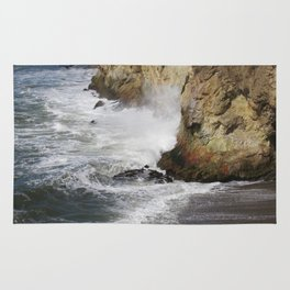 Shell Beach California Rug