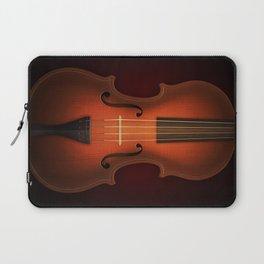 Straordinarius Stradivarius Laptop Sleeve