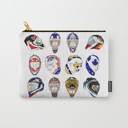 12 Masks Carry-All Pouch